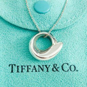 Tiffany & Co. | Frank Gehry Fish Circle Pendant